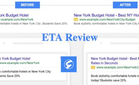 Review mẫu quảng cáo mới của Google