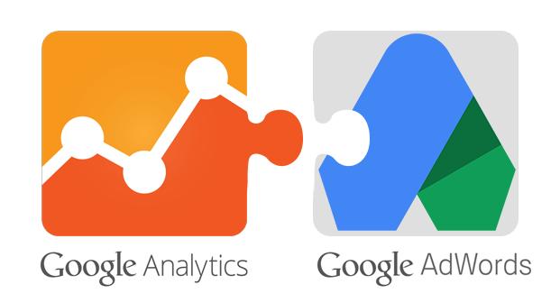 liên kết AdWords và Analytics