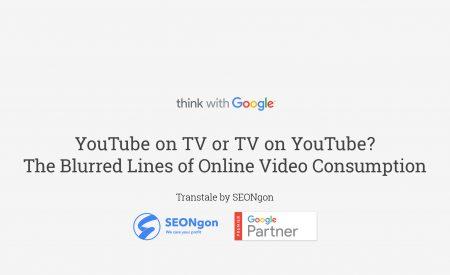 [Infographics] Xem TV hay xem Youtube? Ranh giới nhạt nhòa bạn không nhận ra