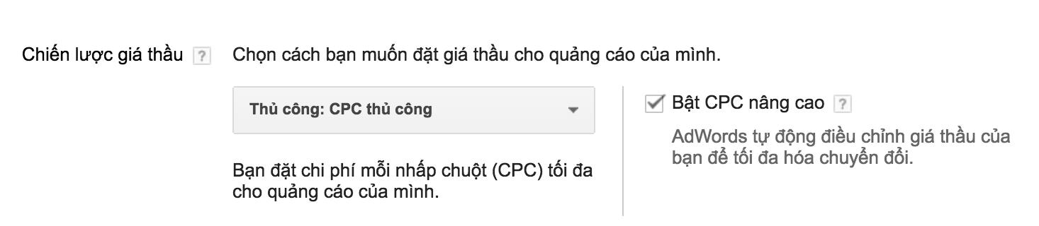 CPC Nâng cao cung cấp thêm chuyển đổi