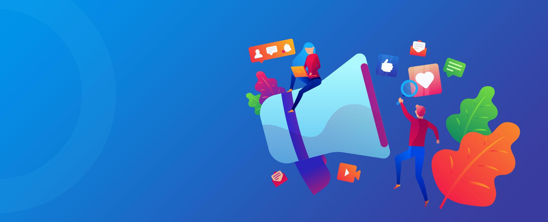 Banner quảng cáo facebook