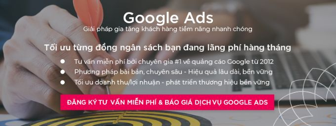 Tối ưu ngân sách quảng cáo trên google ads