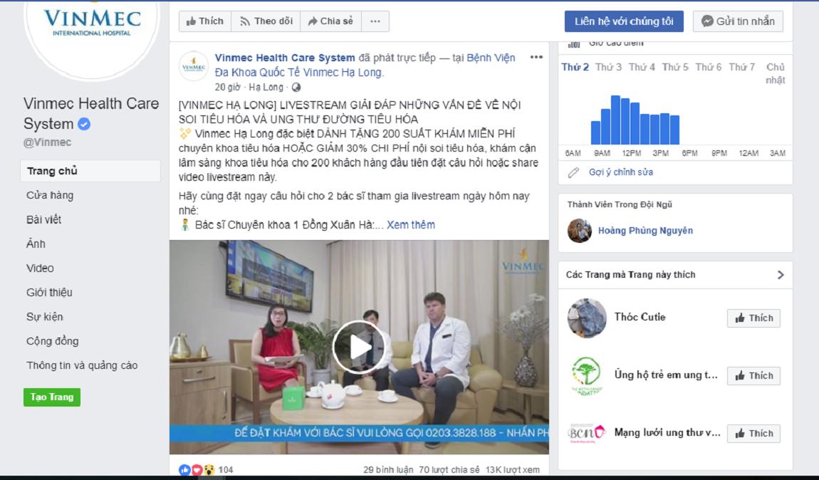 11 tips Online Marketing/ Livestream giải đáp