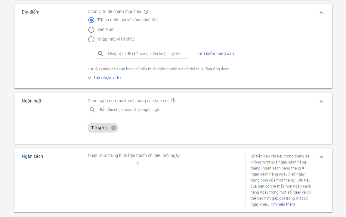 Cài đặt Google Play 1