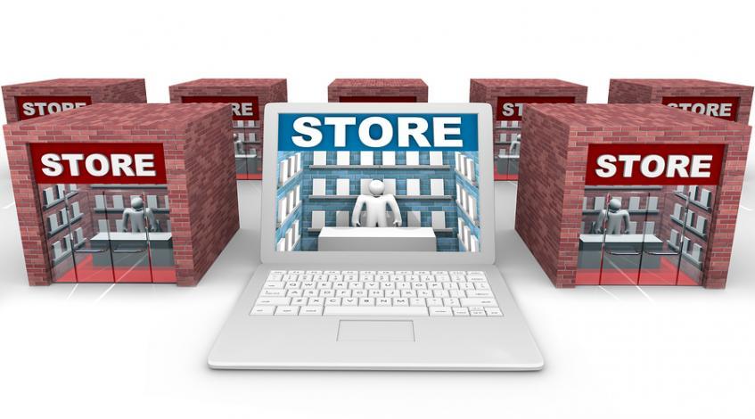 sự hồi sinh của các cửa hàng Offline