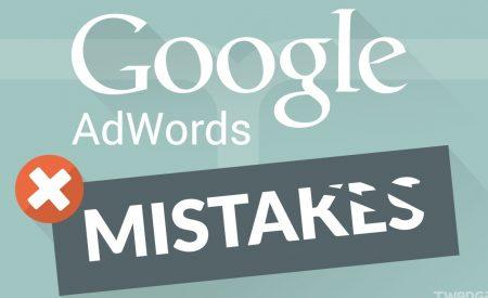 Quảng cáo từ khóa Google Ads: 7 sai lầm nhà quảng cáo hay mắc phải