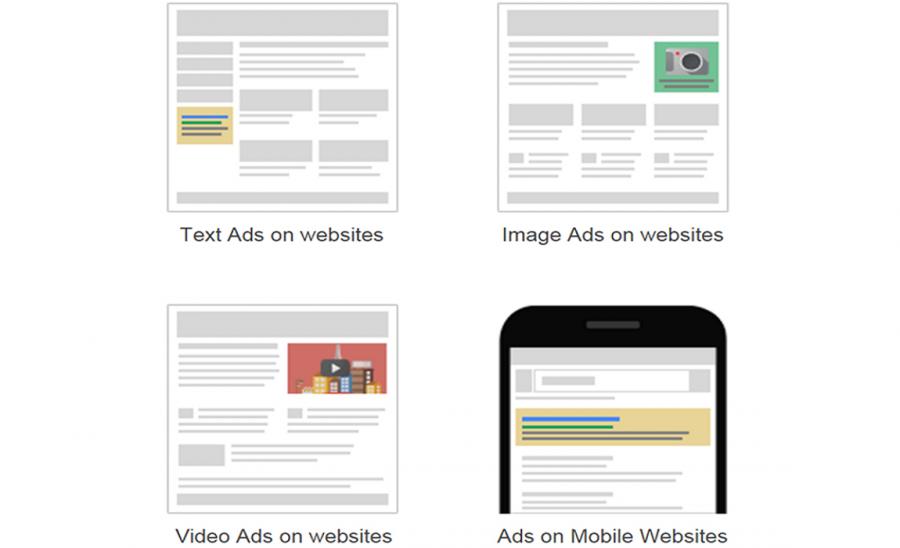 Quảng cáo GDN giúp tiếp cận mọi người kể cả khi họ đang xem video, tìm kiếm thông tin trên website