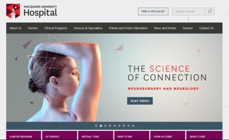 Thiết kế website phòng khám: 7 mẫu thiết kế nổi bật