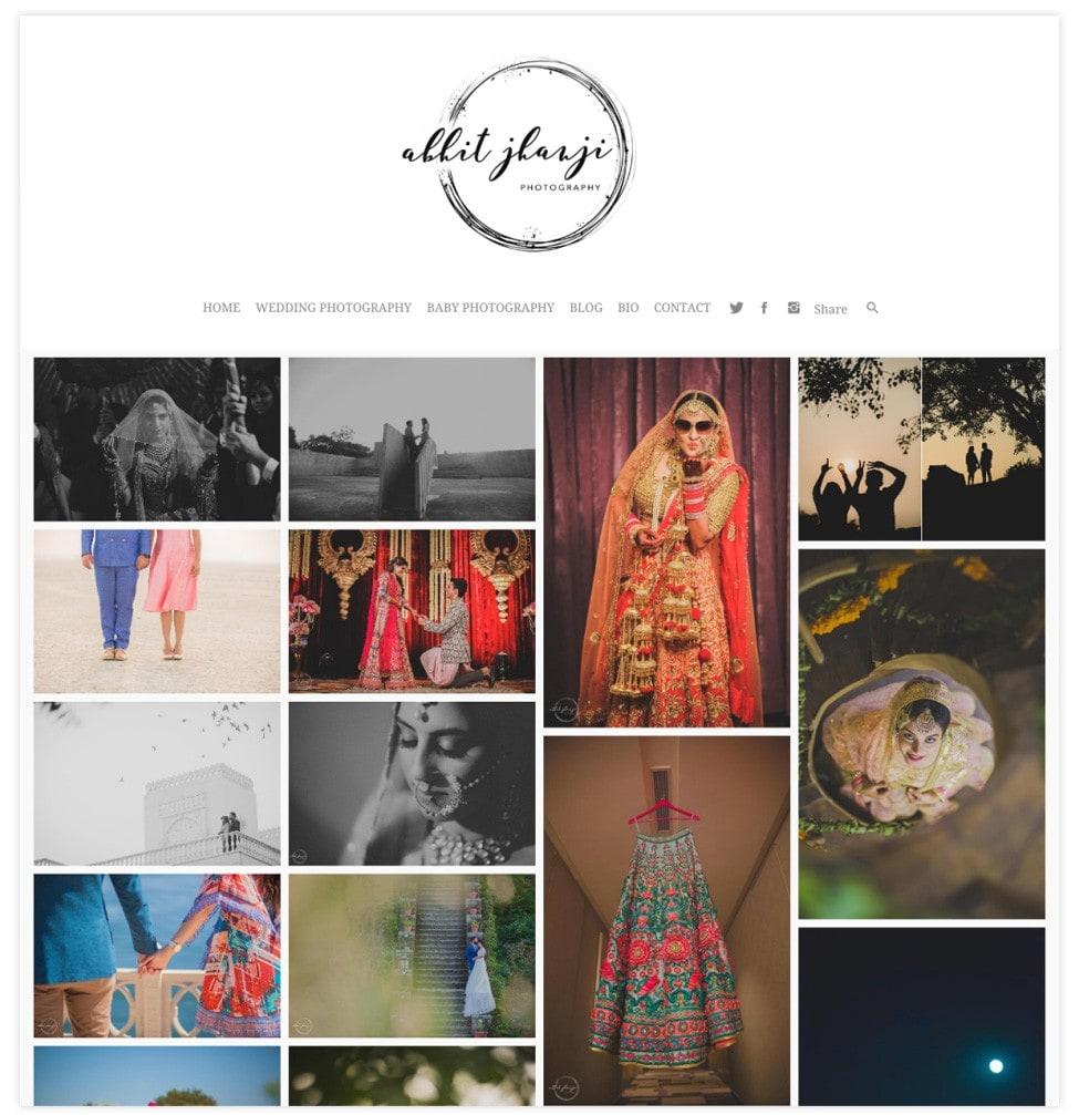 Abhit Jhanji - Thiết kế website studio