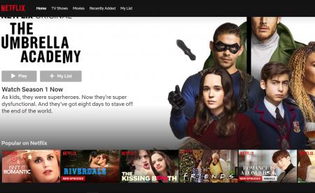 8 Thiết kế website xem phim ấn tượng, đánh giá bởi SEONGON