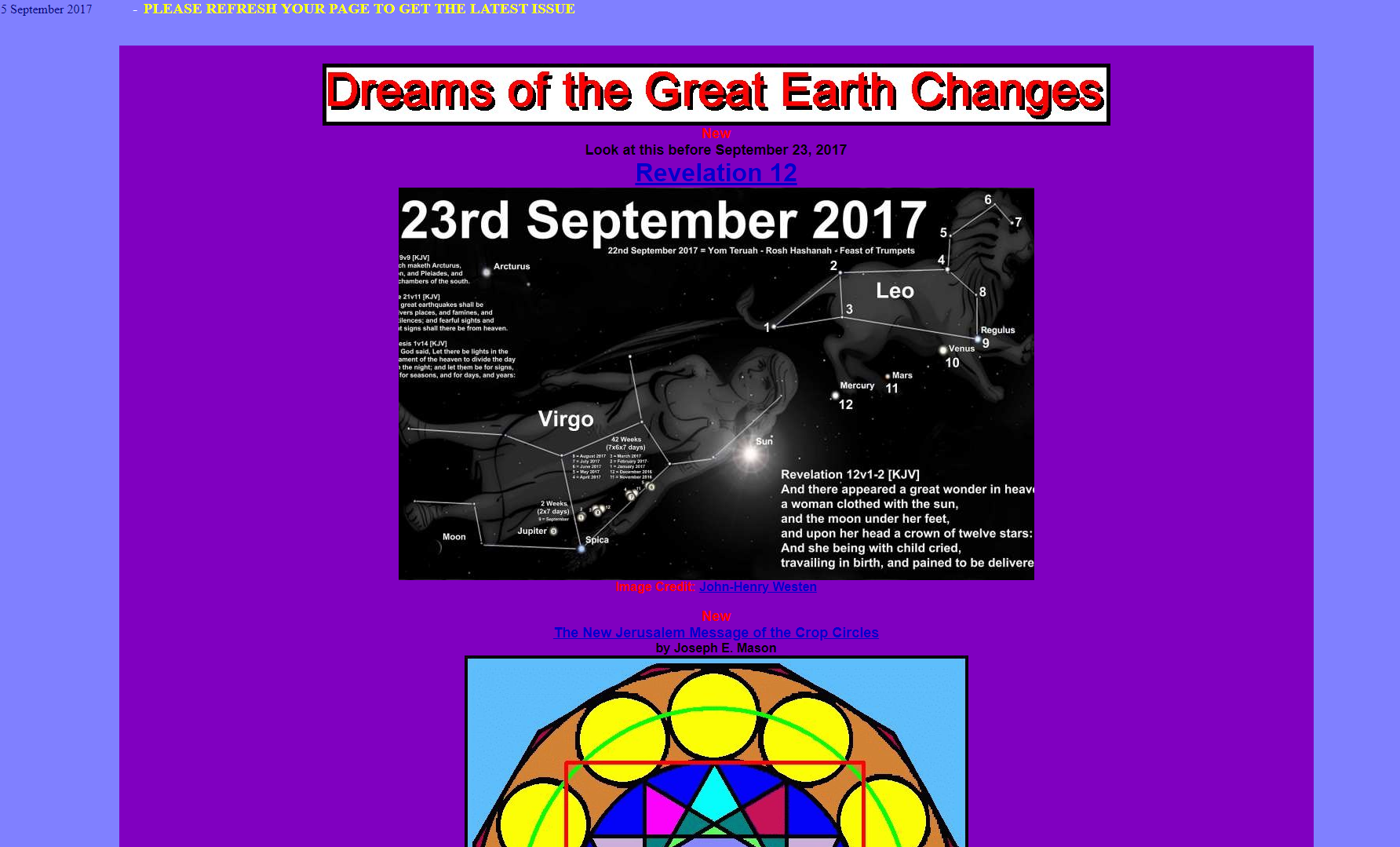 Great Dream Website