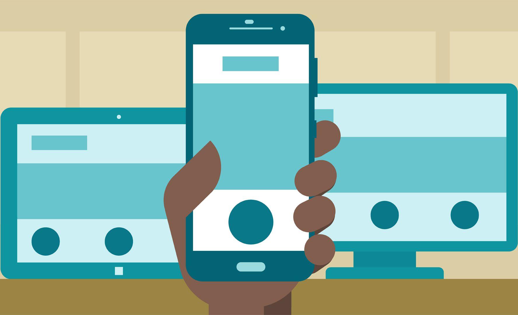 Thiết kế website cho Mobile: 10 giao diện thú vị nhất