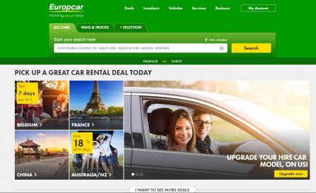 Thiết kế website thuê xe: 14 tính năng cần có và giải pháp kỹ thuật