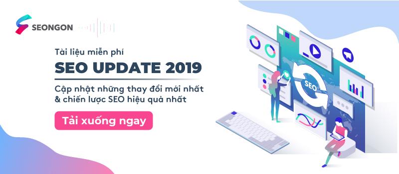 seo update 2019