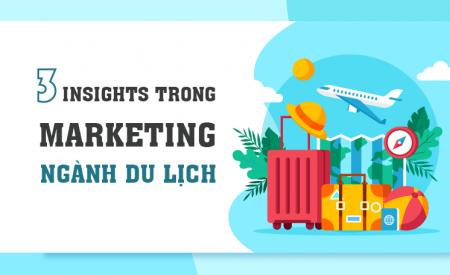 3 insight định hình chiến lược Marketing để thành công trong lĩnh vực du lịch tại APAC