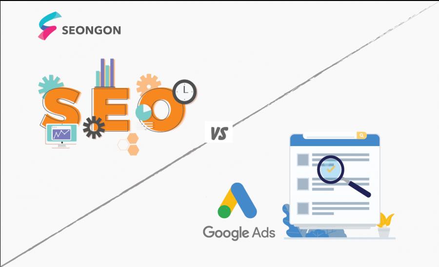 Google Ads và SEO: Đâu là sự lựa chọn bền vững cho doanh nghiệp?