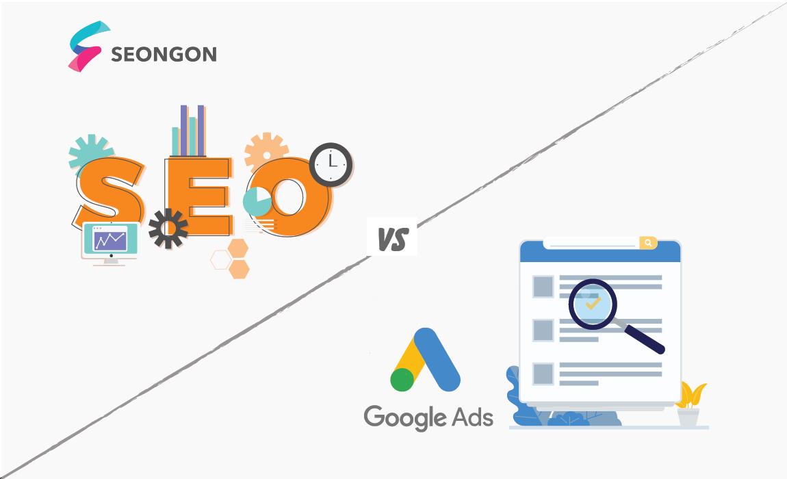 Nên chọn hình thức nào giữa seo và google adwords