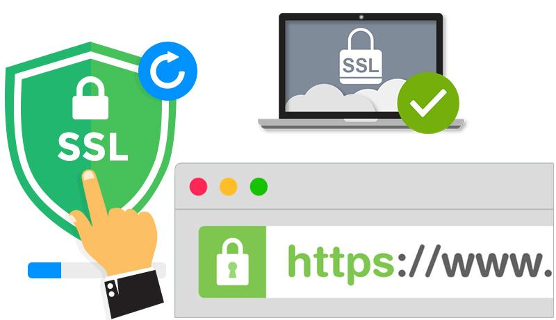 Cài đặt chứng chỉ bảo mật SSL cho website
