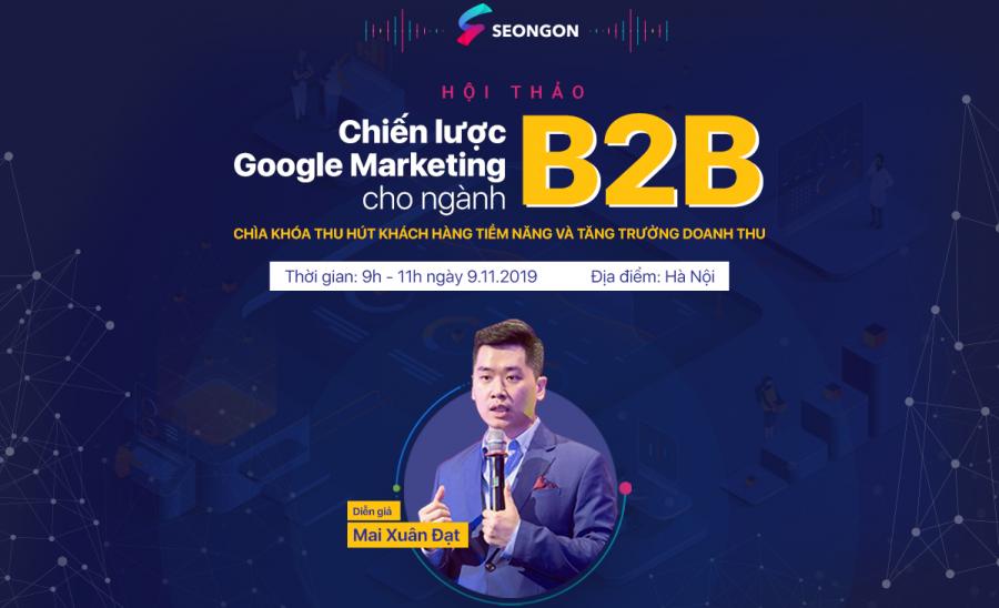 B2B Online Marketing: 5 lầm tưởng và sự thật