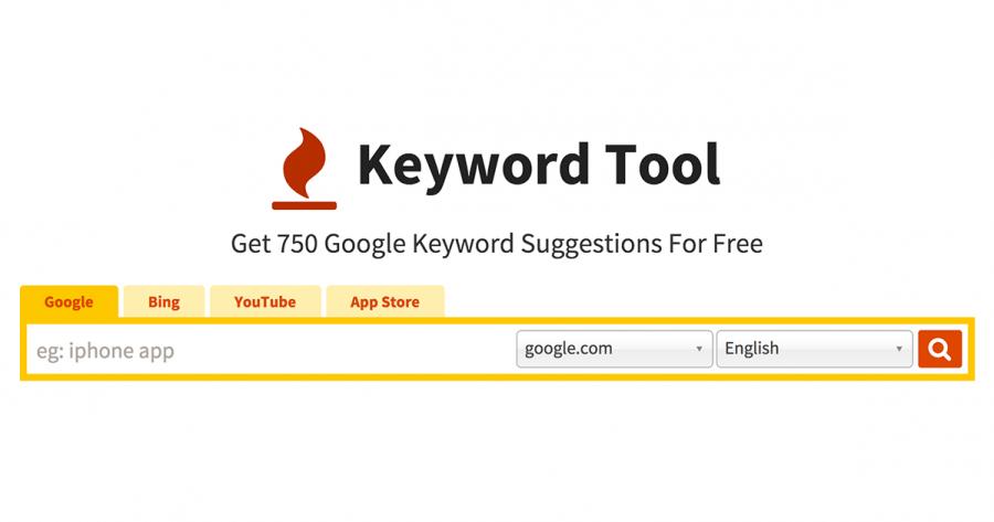 Công cụ lên từ khóa cho seo keyword tools