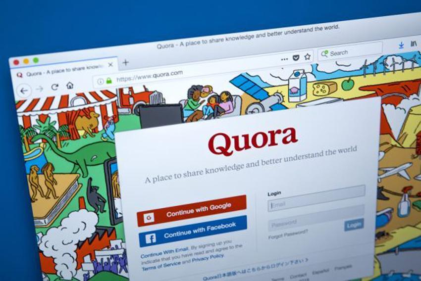 Quora hỏi đáp