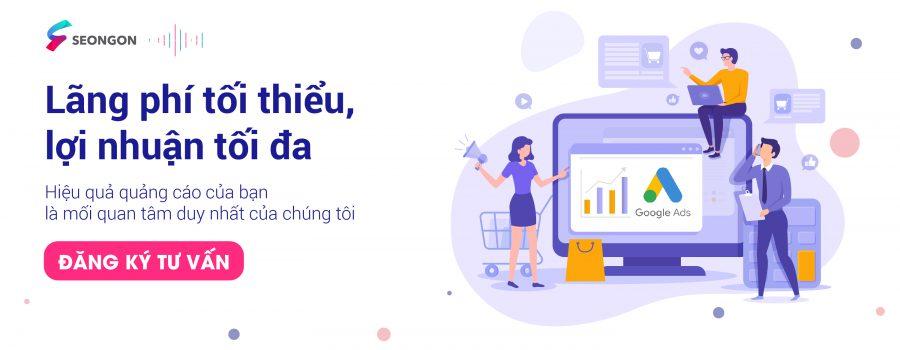 dịch vụ quảng cáo google seongon