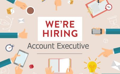 Account Executive – EONMIX Creative Agency