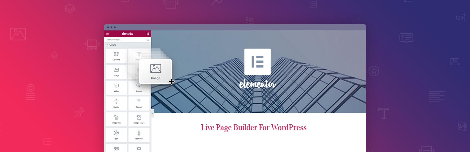 Elementor Page Builder là plugin vô cùng cần thiết