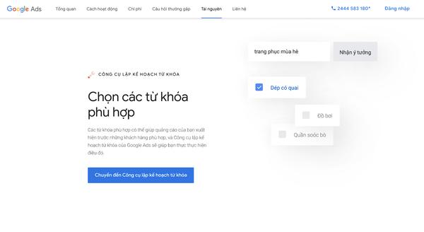 Hướng dẫn sử dụng google