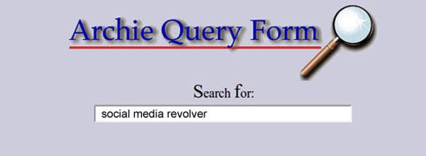 Archie Search Engine - công cụ tìm kiếm đầu tiên trên thế giới