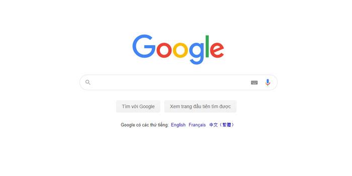 Google - Công cụ tìm kiếm phổ biến nhất hiện nay