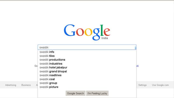 Giao diện của Google