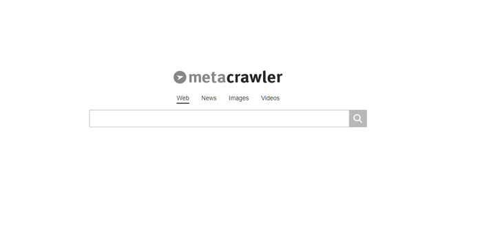 Công cụ tìm kiếm metacrawler