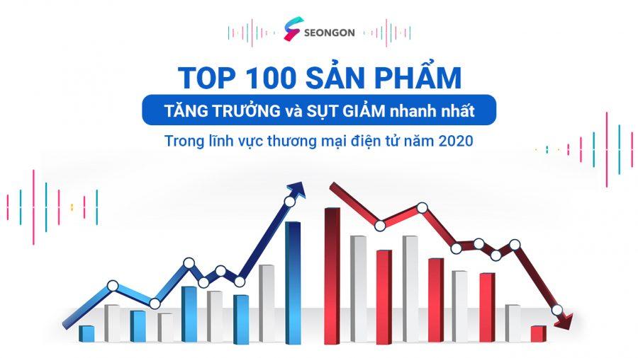 """Top 100 mặt hàng biến động doanh số """"mùa"""" COVID-19"""