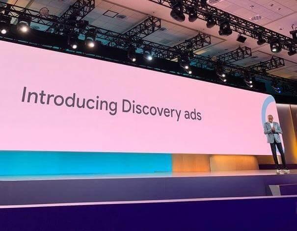 Google giới thiệu hình thức quảng cáo mới - Discovery ads