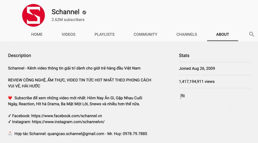 Cách xây dựng kênh Youtube hiệu quả