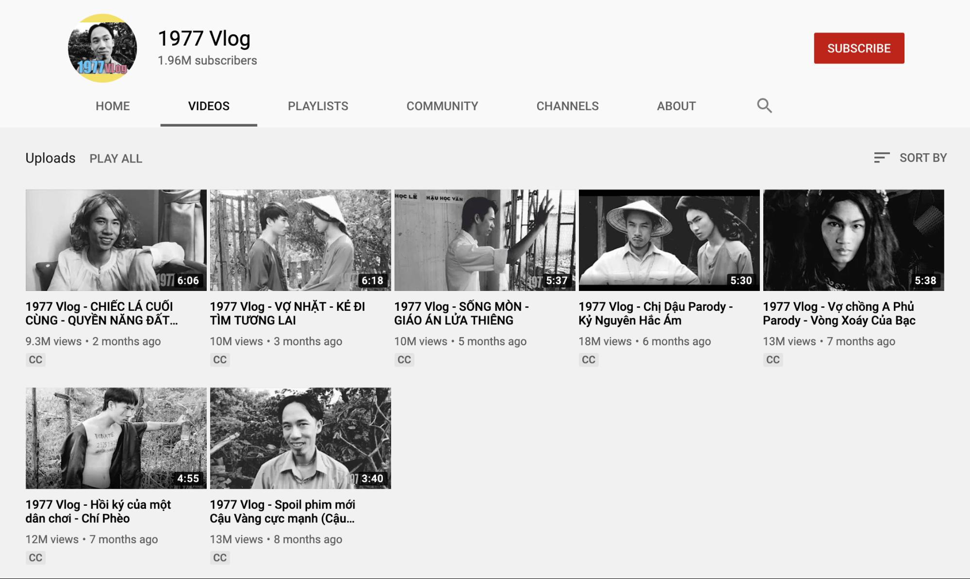 Chiến thuật tăng Subscriber cho kênh Youtube