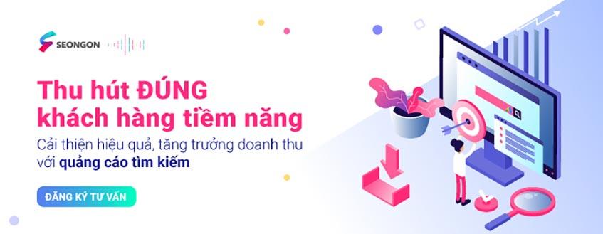 SEONGON - Đơn vị hàng đầu cung cấp các gói dịch vụ chạy quảng cáo Google tại Hà Nội