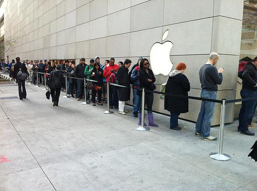 Apple áp dụng mô hình launching sản phẩm mới