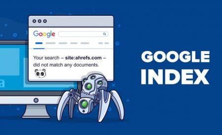 Google index là gì? 7 cách giúp index nhanh URL website