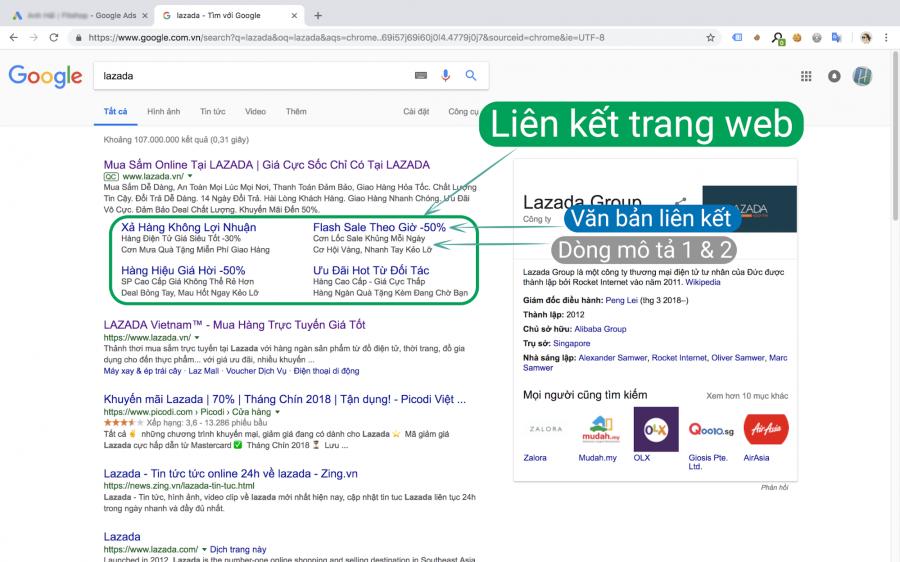Tiện ích mở rộng quảng cáo Google Ads (2020 update) & Cách thiết lập