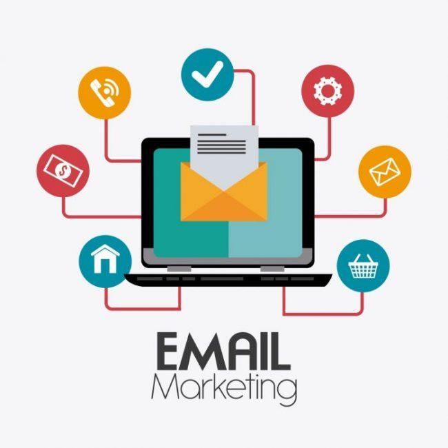 Email marketing là một nguồn thu về Referral traffic hiệu quả