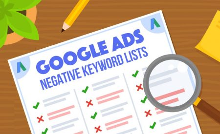 Kiến thức chi tiết về từ khoá phủ định trong Google Ads & ứng dụng