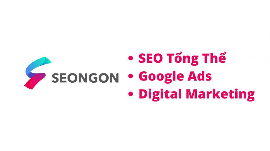 Dịch vụ online marketing của SEONGON
