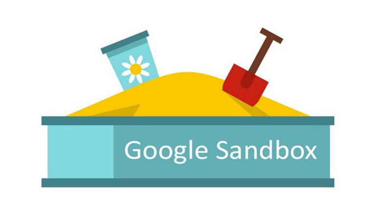 Thuật toán Sandbox giúp Google quản chế các website mới