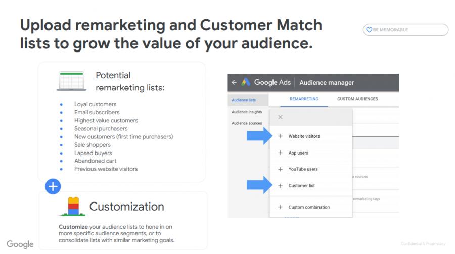 Sử dụng Data để Google tìm kiếm khách hàng tiềm năng cho bạn