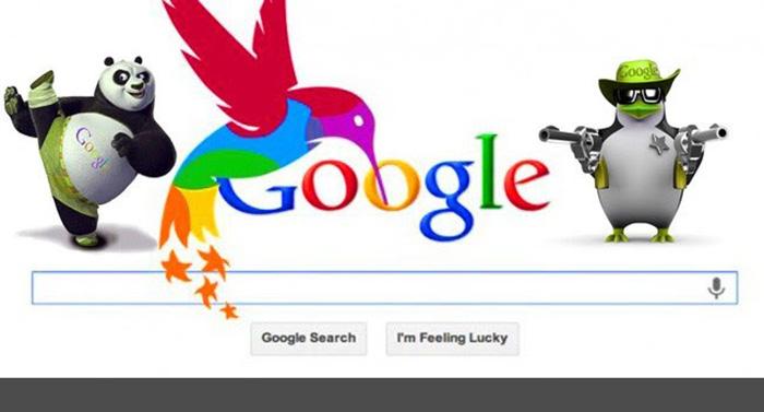 Google luôn nỗnổ lực thay đổi vì vậy bạn hãy luôn thay đổi và cải tiến website của mình