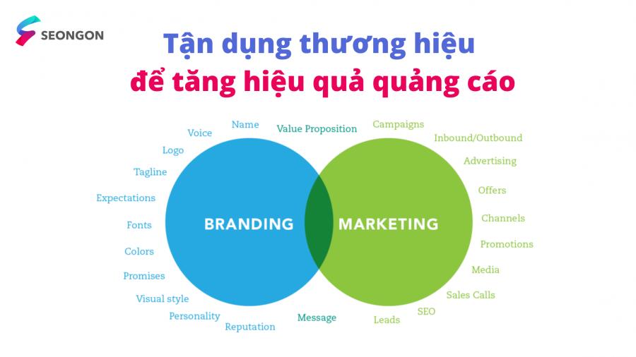Cách tận dụng thương hiệu để tăng hiệu quả quảng cáo