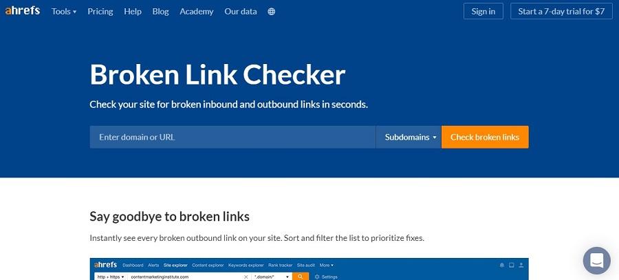 SEO checklist - Cập nhật thường xuyên các external link