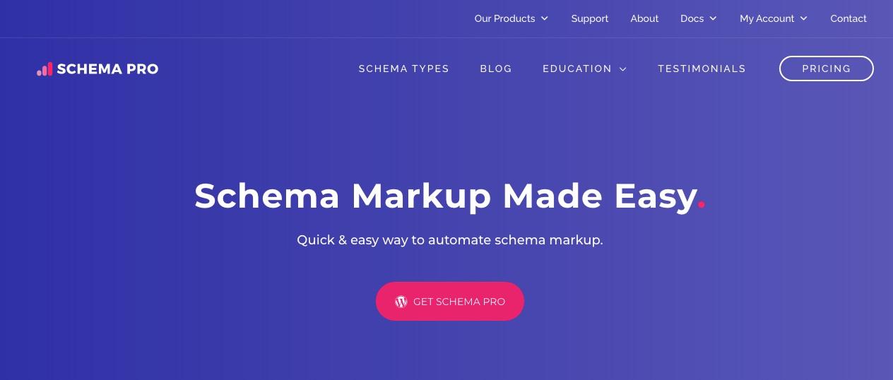 Công cụ tối ưu Onpage Schema Pro